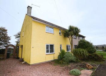 Thumbnail 3 bed semi-detached house for sale in Lacey Street, Longhoughton, Alnwick
