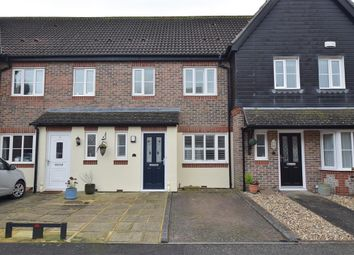 Thumbnail 3 bedroom town house for sale in The Poplars, Littlehampton, West Sussex
