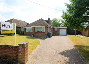 Thumbnail 4 bed bungalow to rent in Queensway, Hazlemere, High Wycombe
