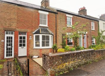 Thumbnail 2 bed terraced house for sale in Kirdford Road, Arundel