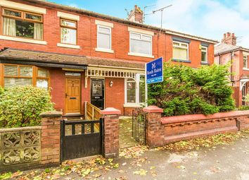 Thumbnail 3 bedroom property for sale in Broadstone Hall Road South, Stockport