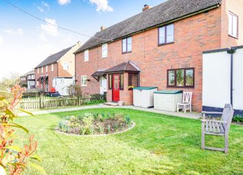 Thumbnail 3 bed semi-detached house for sale in Horsecroft, Ongar