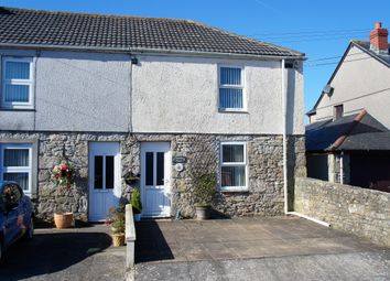 Thumbnail 2 bed end terrace house for sale in New Road, Tregaseal, St Just