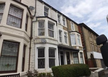 Thumbnail 6 bed terraced house for sale in Westminster Road, Morecambe, Lancashire, United Kingdom