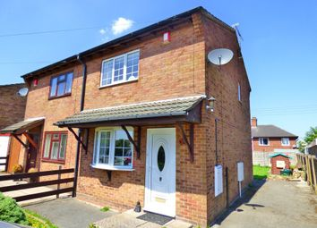 Thumbnail 2 bed semi-detached house to rent in Tawney Close, Whitehill, Stoke-On-Trent