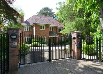 Thumbnail 5 bedroom detached house for sale in Carrwood Road, Bramhall, Stockport