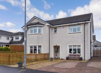 Thumbnail 4 bed detached house for sale in Hopepark Drive, Smithstone, Cumbernauld, North Lanarkshire