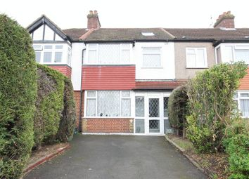 Thumbnail 4 bedroom terraced house for sale in Church Hill Road, North Cheam, Sutton