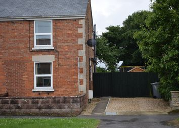 Thumbnail 2 bed semi-detached house to rent in East End, Langtoft
