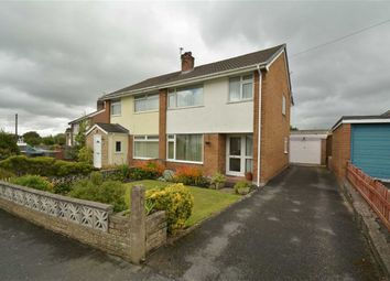 Thumbnail 3 bed semi-detached house for sale in Moorcroft, New Brighton, Mold