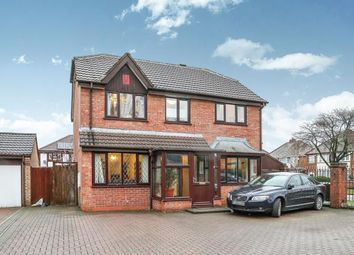 Thumbnail 4 bed detached house for sale in Oxford Drive, Birmingham, West Midlands