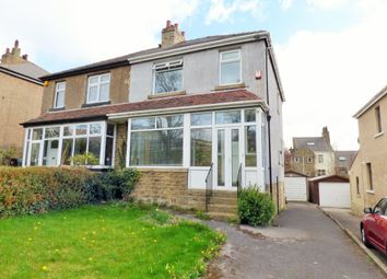 Thumbnail 3 bed semi-detached house for sale in Heaton Road, Manningham, Bradford