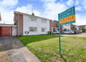 3 bed semi-detached house for sale in Groveland Road, Speen, Newbury RG14