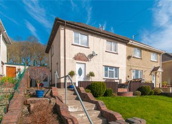 Thumbnail 3 bed semi-detached house for sale in Heol Meurig, Gurnos, Swansea