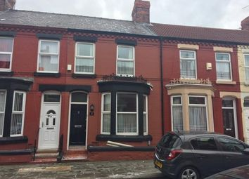 Thumbnail 3 bed terraced house for sale in 10 Manton Road, Kensington, Liverpool