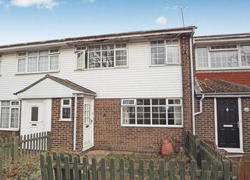 Thumbnail 3 bedroom terraced house for sale in Honeysuckle Court, Sittingbourne
