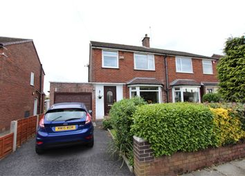 Thumbnail 3 bed semi-detached house for sale in Hawthorn Avenue, Holcombe Brook, Bury, Lancashire