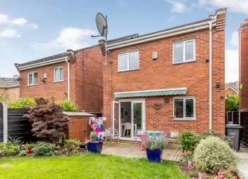 Thumbnail 3 bed detached house for sale in Rolls Crescent, Hulme, Manchester