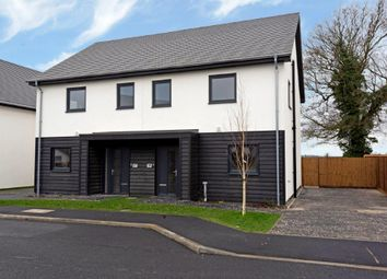 Thumbnail 3 bed semi-detached house for sale in Hamilton Close, Great Plumstead, Norwich