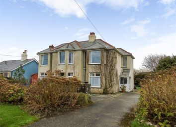 Thumbnail 5 bed detached house for sale in West Down Road, Delabole, Cornwall