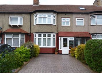 Thumbnail 3 bedroom terraced house for sale in Gantshill Crescent, Gants Hill