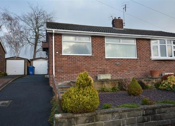Thumbnail 2 bed semi-detached bungalow for sale in Colton Close, Dunston, Chesterfield