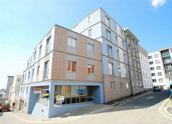 Thumbnail 2 bed flat for sale in North Street, Plymouth