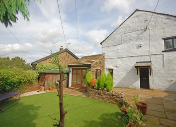 Thumbnail 3 bed cottage for sale in Town Lane, Charlesworth, Glossop