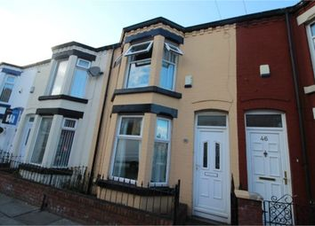Thumbnail 3 bed terraced house for sale in Chelsea Road, Litherland, Liverpool, Merseyside