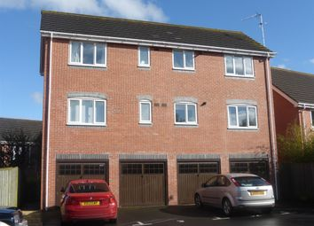 Thumbnail 2 bed flat for sale in Peacocks Field Walk, Hereford