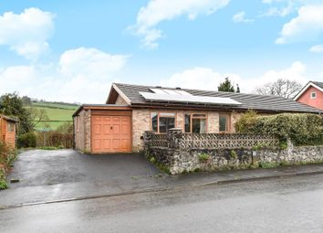 Thumbnail 4 bed detached bungalow for sale in Kington, Herefordshire