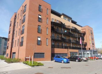 Thumbnail 2 bed flat for sale in Trinity Walk, Derby