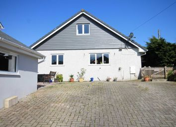 Thumbnail 5 bed detached house for sale in Windwards Close, Lanreath, Looe
