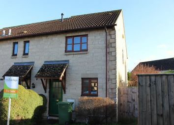 Thumbnail 2 bed terraced house for sale in Magnolia Rise, Calne