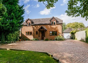 Thumbnail 4 bed detached house for sale in Needlers End Lane, Balsall Common, Coventry
