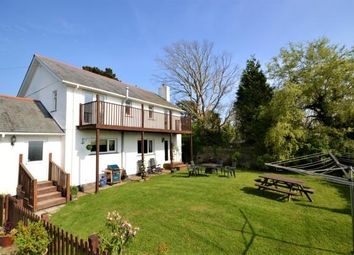 Thumbnail 4 bed detached house for sale in St. Martin, Looe, Cornwall
