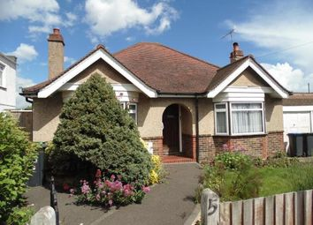 Thumbnail 3 bed bungalow for sale in Livesay Crescent, Worthing, West Sussex