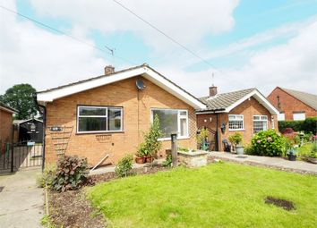 Thumbnail 2 bedroom detached bungalow for sale in Manor House Court, Kirkby-In-Ashfield, Nottingham