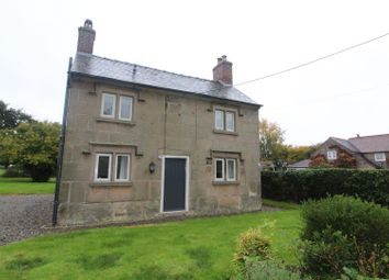 Thumbnail 2 bed detached house to rent in Cross Roads, Grinshill, Shrewsbury