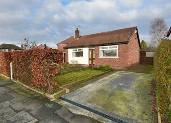 Thumbnail 2 bedroom detached bungalow for sale in Offerton Drive, Offerton, Stockport, Cheshire