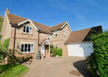 Thumbnail 5 bed detached house for sale in Farriers Gate, Cranwell Village, Sleaford