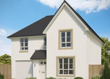 "Thumbnail 4 bed detached house for sale in ""Dunbar"" at Oldmeldrum Road, Inverurie"
