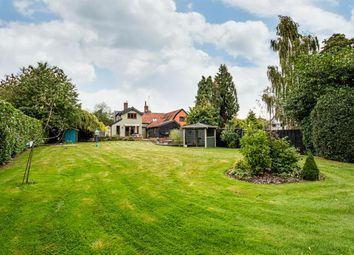 Thumbnail 3 bed cottage for sale in Finborough Road, Onehouse, Stowmarket