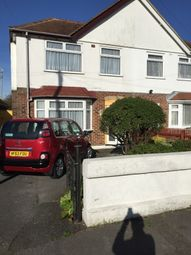 Thumbnail 3 bed detached house to rent in Heath Avenue, Poole