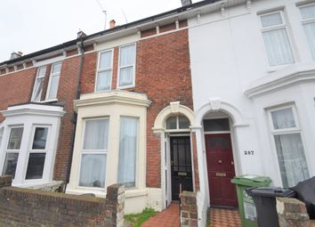 Thumbnail 5 bed terraced house for sale in Fawcett Road, Southsea, Hampshire