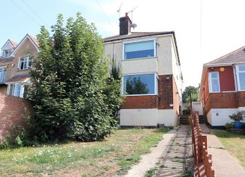 3 bed semi-detached house for sale in Station Lane, Dovercourt, Harwich CO12