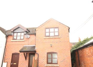 Thumbnail 1 bed flat to rent in Small Lane, Eccleshall, Stafford