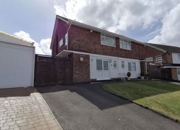 Thumbnail 3 bed property to rent in Cotswold Close, Nuneaton