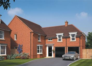 "Thumbnail 5 bedroom detached house for sale in ""Oulton"" at Wellfield Way, Whitchurch"