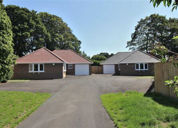 Thumbnail 3 bedroom detached bungalow for sale in Amberwood Drive, Walkford, Christchurch